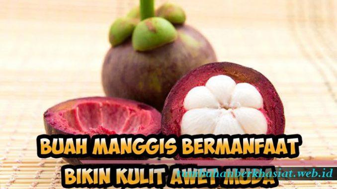 Buah Manggis Berkhasiat Untuk Awet Muda